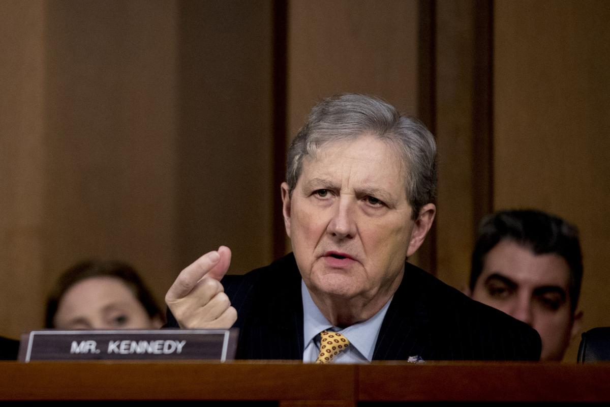 Sen. John Kennedy changes tune on Mueller testimony