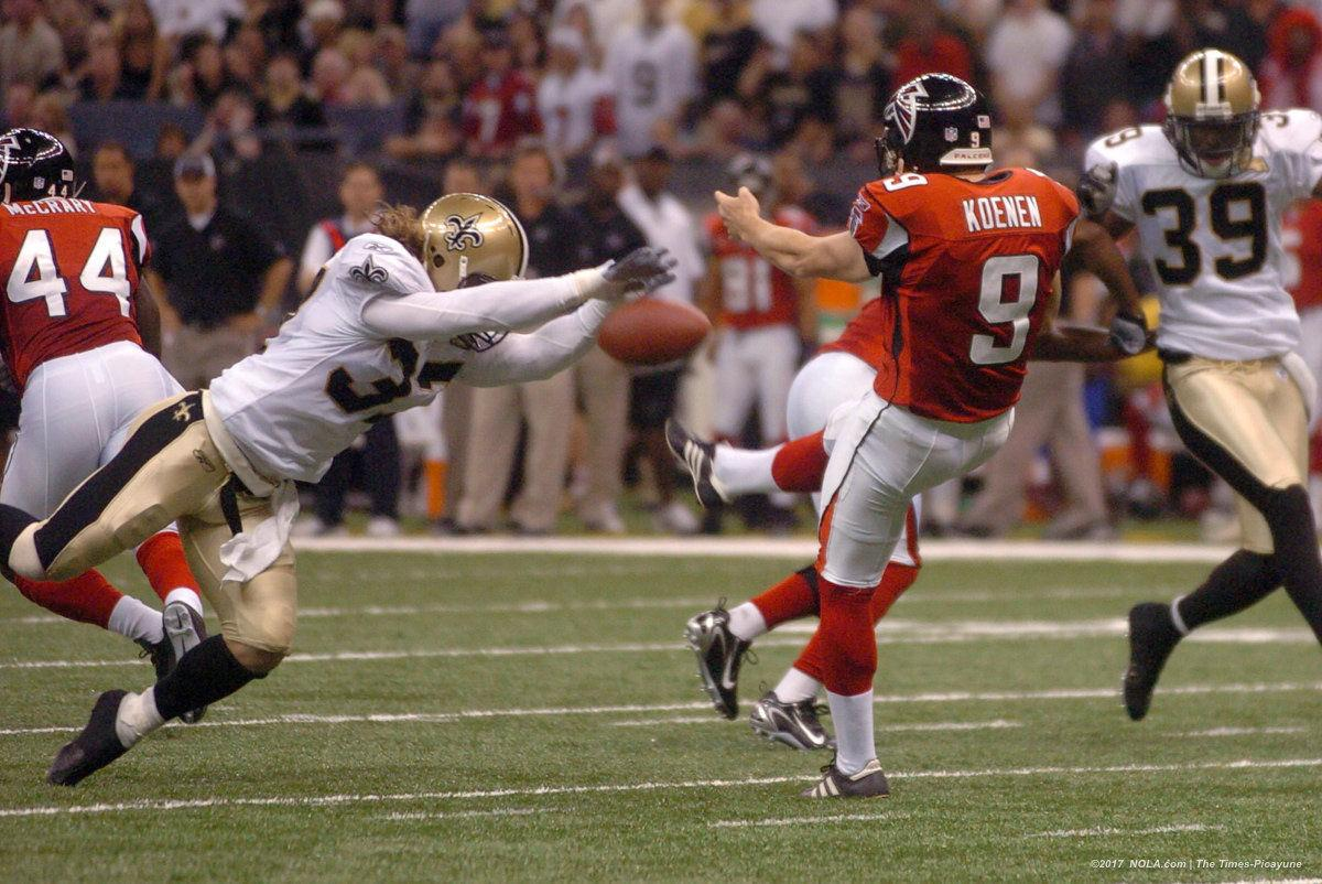 When football is more than football: Steve Gleason and the rebirth of New Orleans
