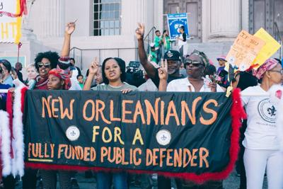 Second Line for Equal Justice