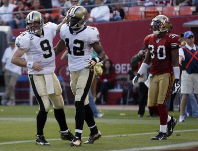 Ex-Saints WR Marques Colston in wait-and-see mode about NFL career