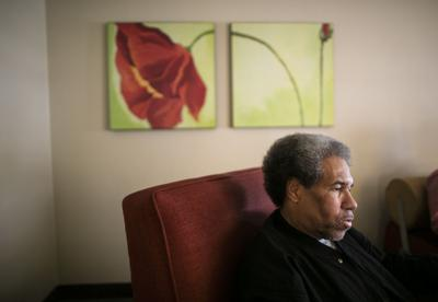 Albert Woodfox of the Angola 3 somehow survived almost 45 years in solitary with his mind intact