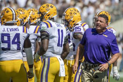 Coach O and Tigers step it up this week on schedule
