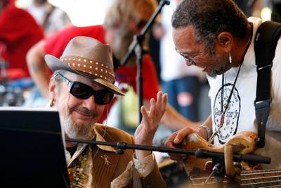 The everlasting (and sometimes unexpected) fonkitude of Dr. John