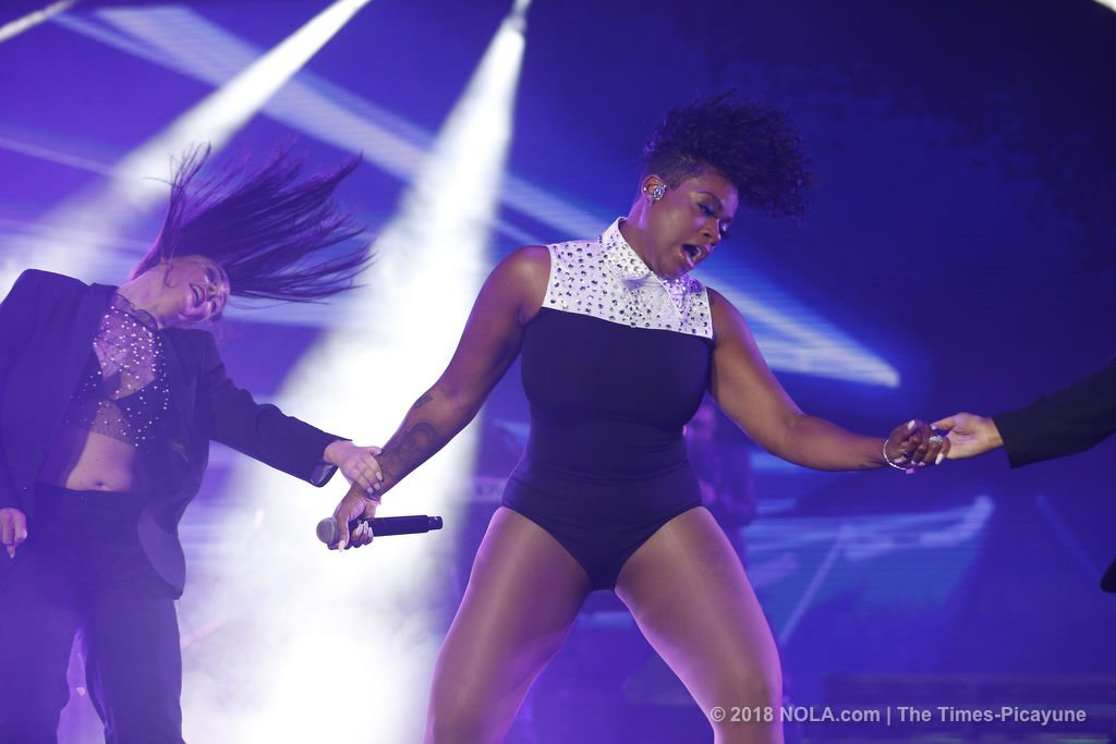 Fantasia helps close out the Essence Festival in New Orleans