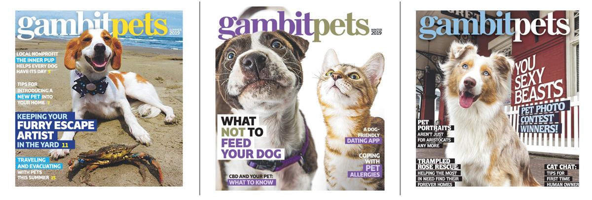 Gambit Pet Photo Contest Summer 2021