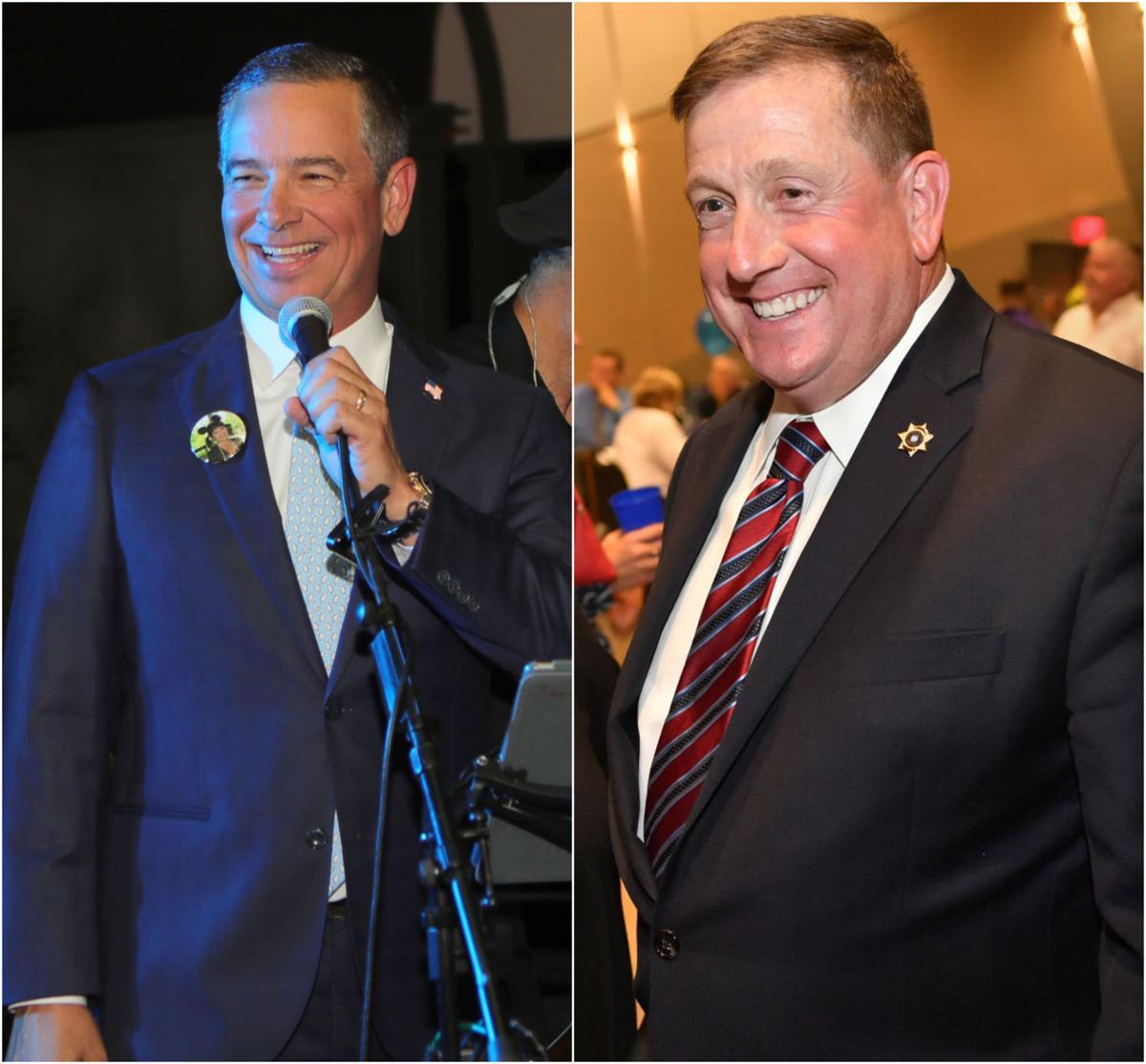 Tim Lentz and Randy Smith