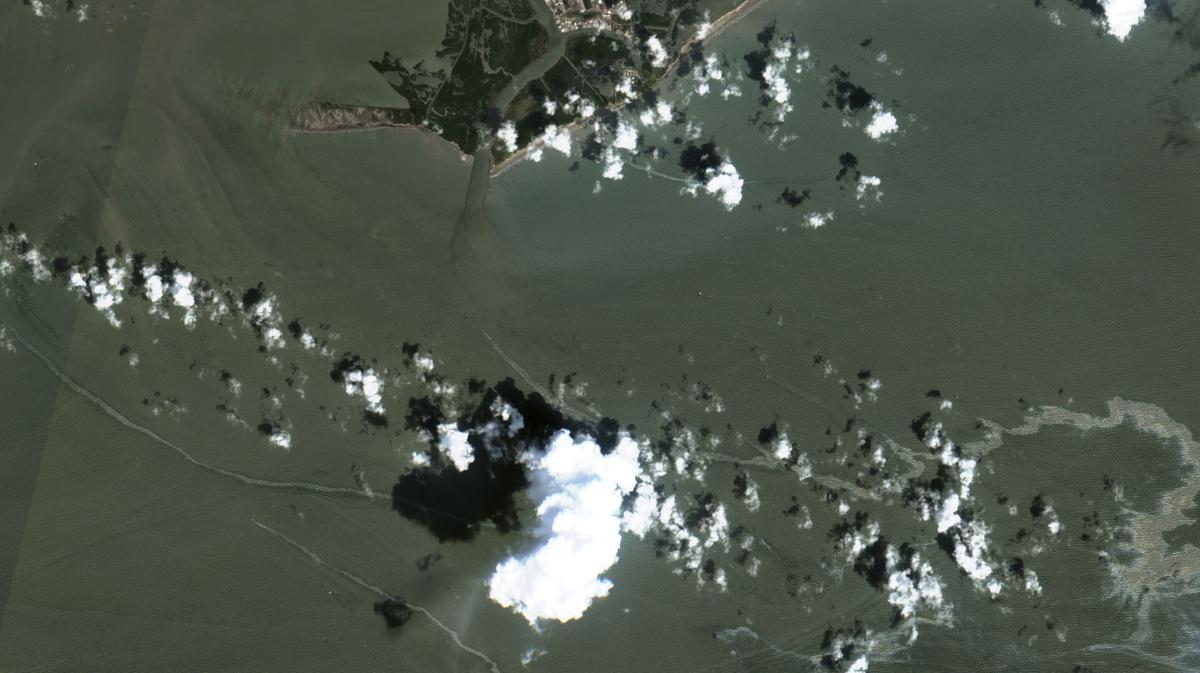 Hurricane Ida Environmental Hazards