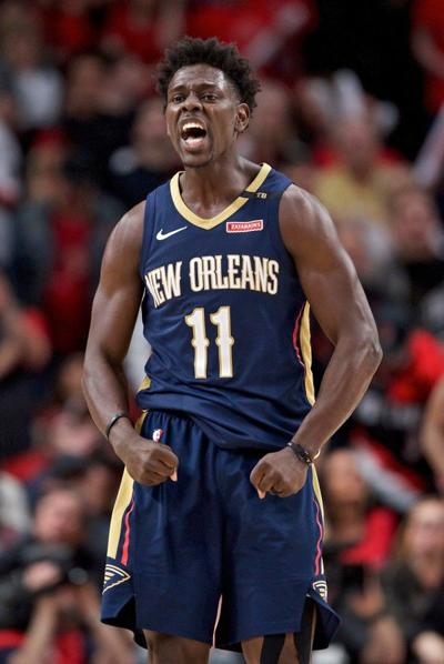 Of sound mind and body, Jrue Holiday displays elite status