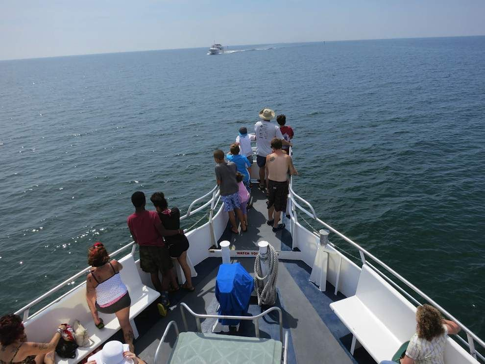 Photos: Ship Island excursion off the Mississippi Gulf Coast _lowres