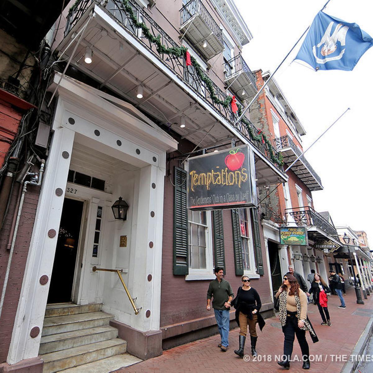 French Quarter strip club employees face mandatory training   Local