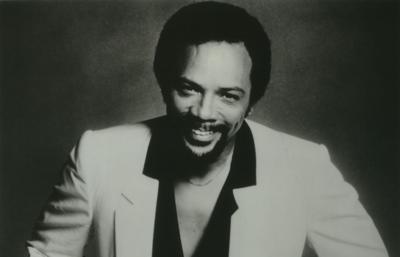 Quincy Jones for GAM 050421