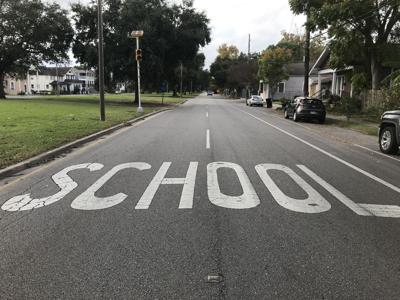 school zone orleans avenue