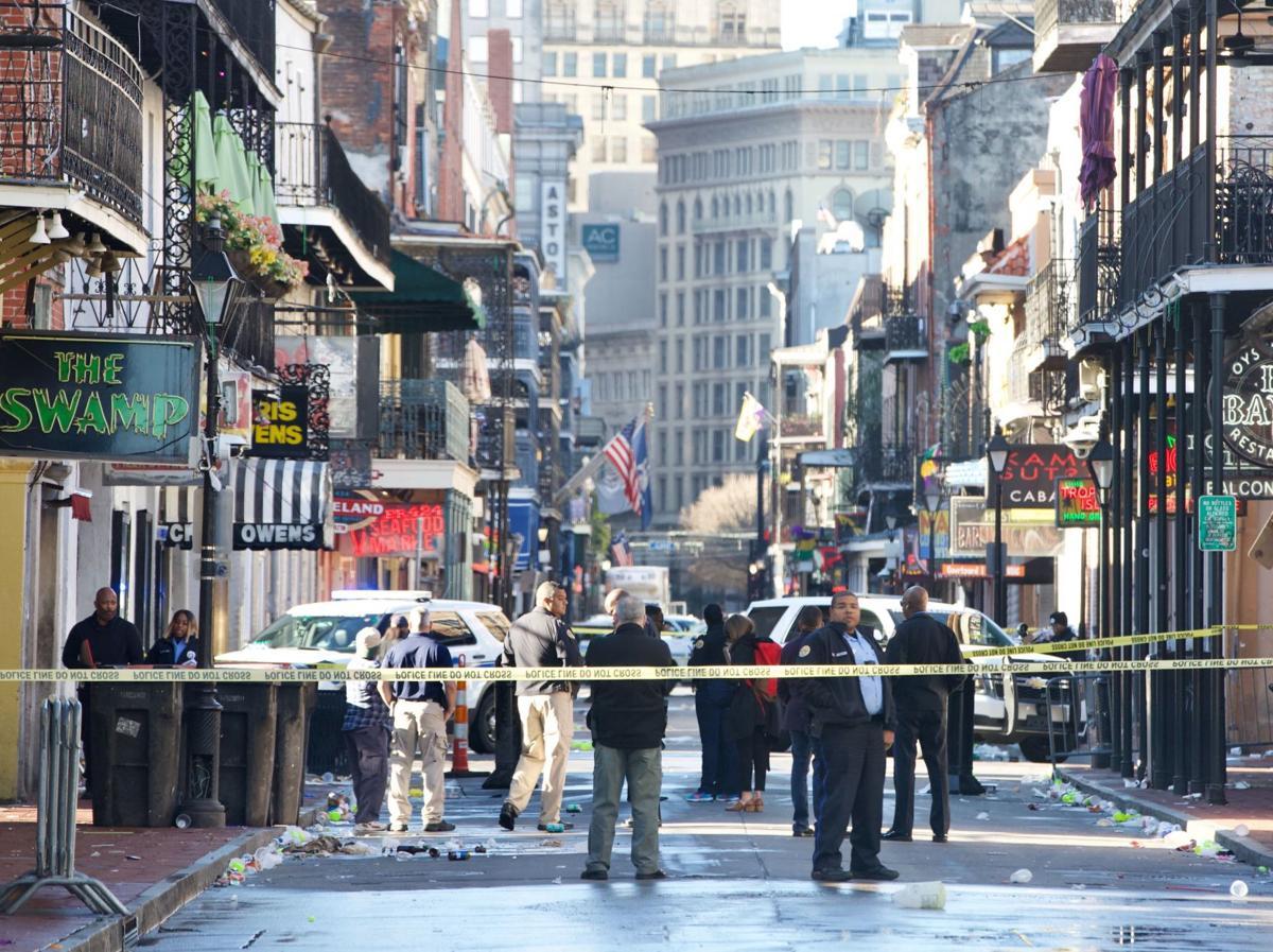 French Quarter shooting Jan. 25, 2020