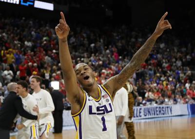 LSU's Javonte Smart declares for NBA Draft