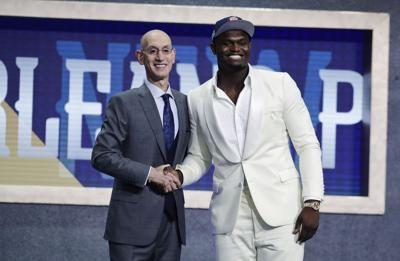 Let's Dance: Zion Williamson ready to get to work with New Orleans Pelicans