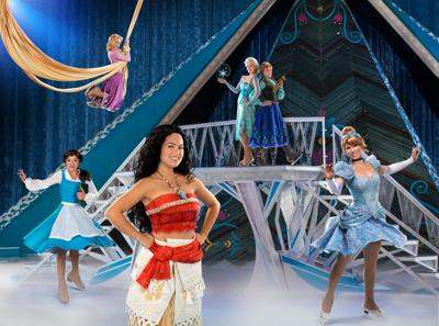 'Disney On Ice' set for UNO (copy)