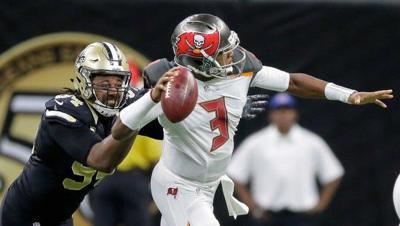Jameis Winston suspended 3 games; will miss season opener vs. Saints