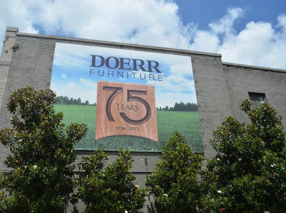Venerable Furniture Dealer Crafts Its, Doerr Furniture In New Orleans