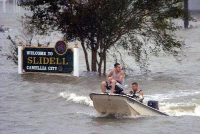 Slidell OKs bid for Hurricane Katrina-related infrastructure project