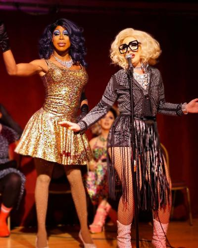 cyber distancing drag show
