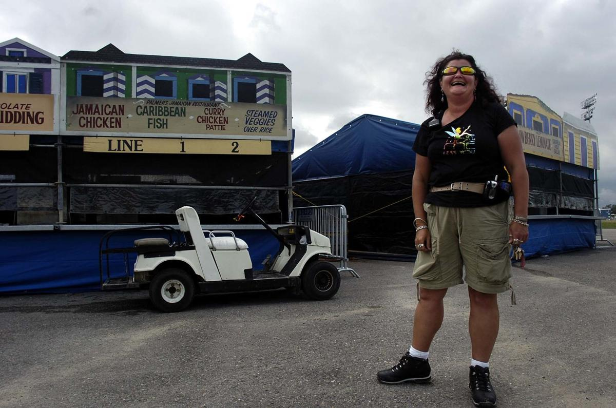 The woman behind every bite at New Orleans Jazz Fest
