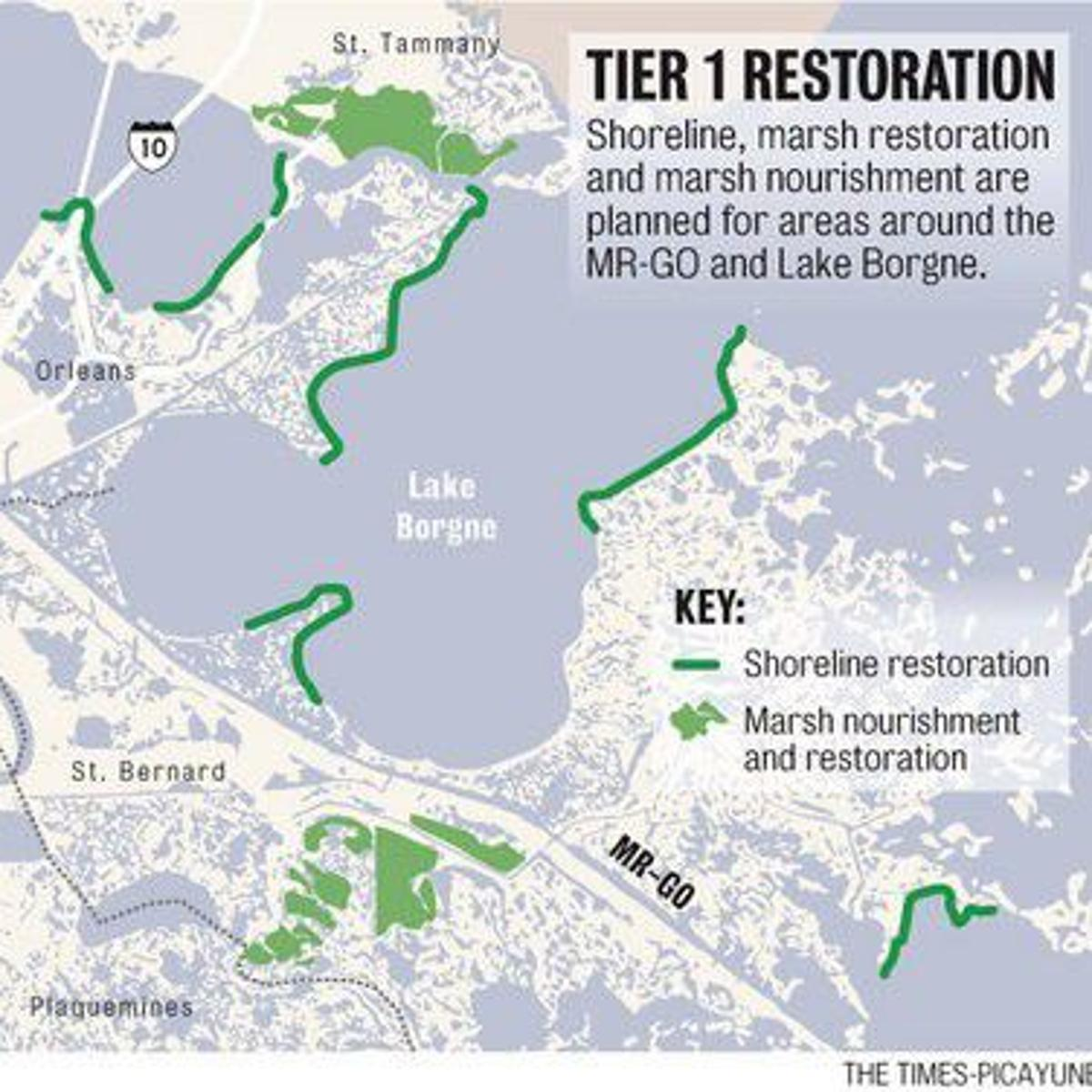 mississippi river gulf outlet map State May Sue Army Corps Of Engineers Over Mississippi River Gulf mississippi river gulf outlet map