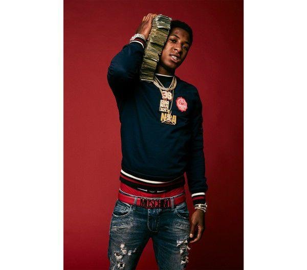 NBA YoungBoy, A Baton Rouge Rapper, Arrested In Florida