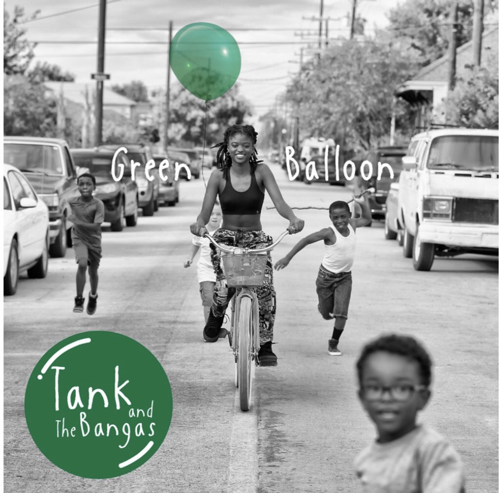 tank and the bangas green balloon