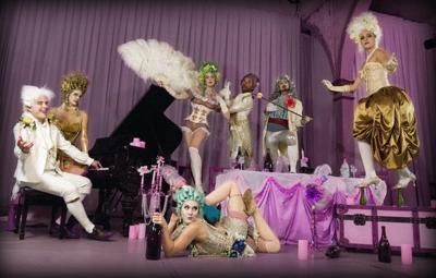 'Vaude d'Gras: Baroquen Circus' features acrobats in a social mayhem-driven comedy | Events | nola.com
