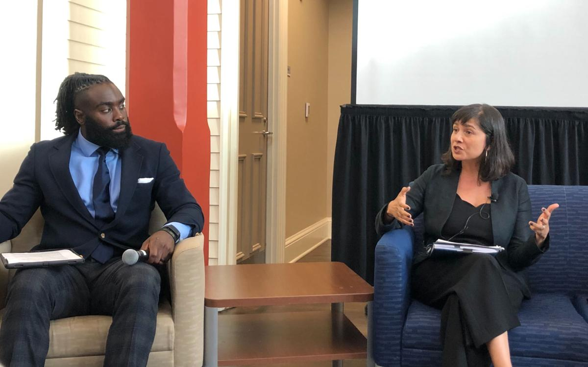 Demario Davis Funding Forum