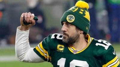 Aaron Rodgers ready to roll