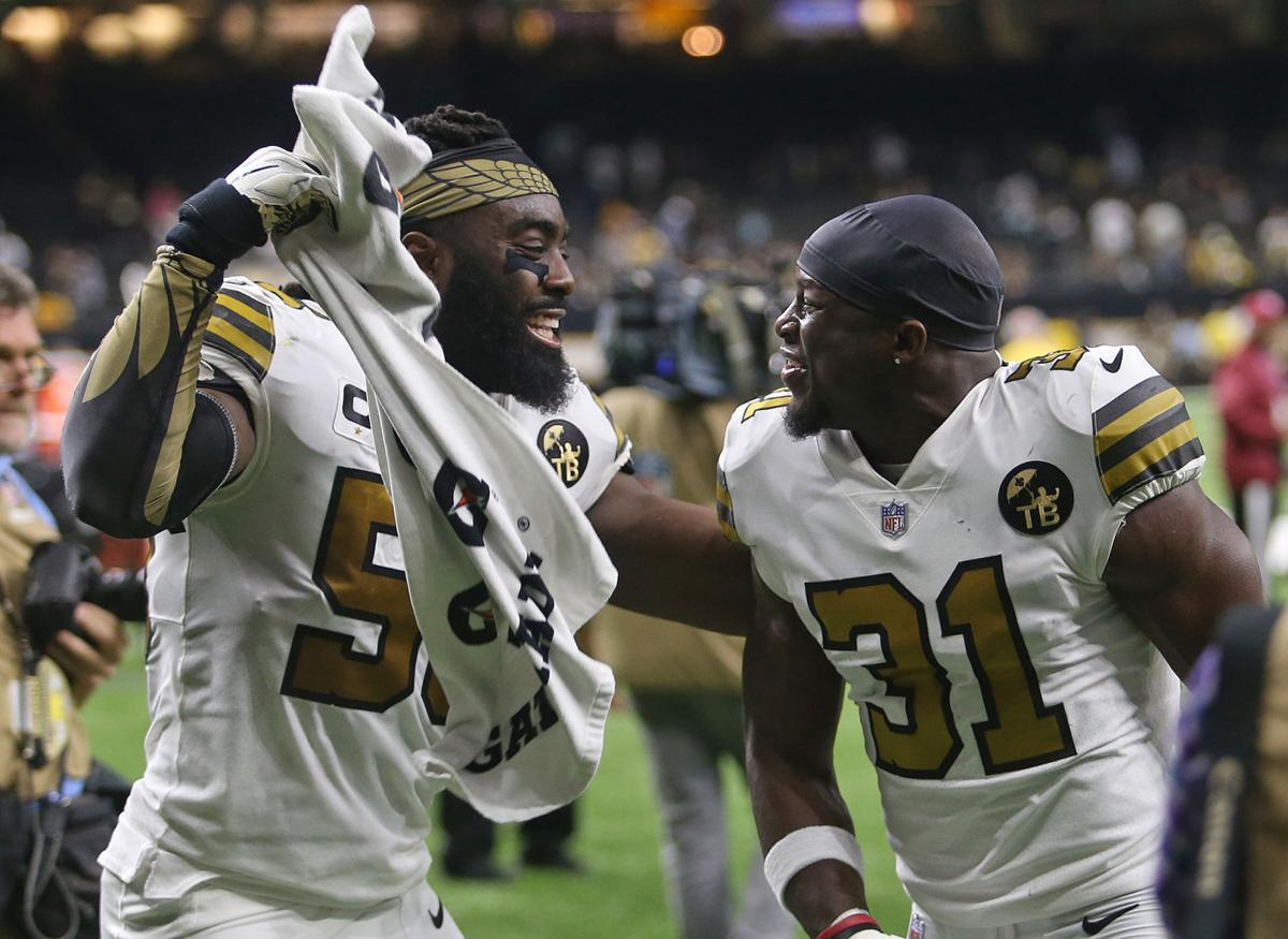 Cautious approach in free agency has paid dividends for Saints