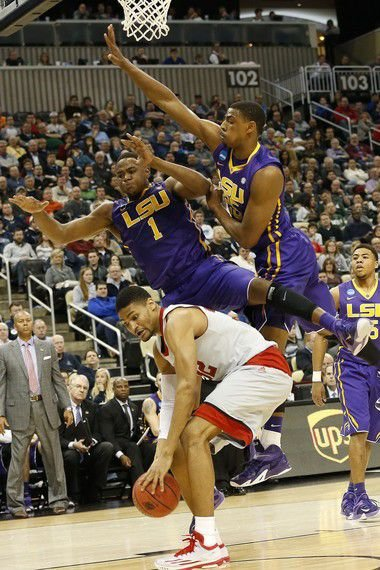 Now LSU's attention turns to decisions for Jarell Martin and Jordan Mickey