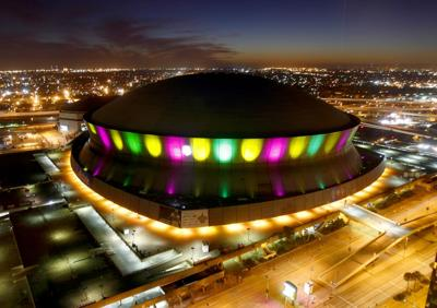 Improved food service, game-day experience among goals of proposed Superdome renovations