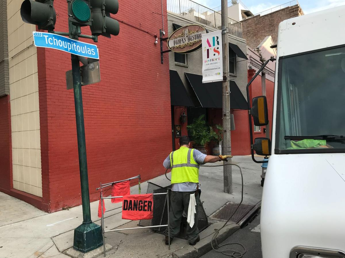Power coming back in parts of New Orleans CBD after Entergy