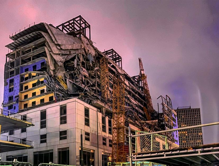 Hard Rock Hotel collapse: Inspectors scolded over lapses weeks before fatal collapse image