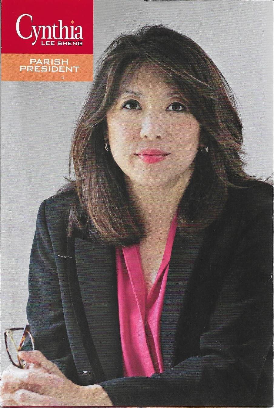 Cynthia Lee Sheng Crime Mailer
