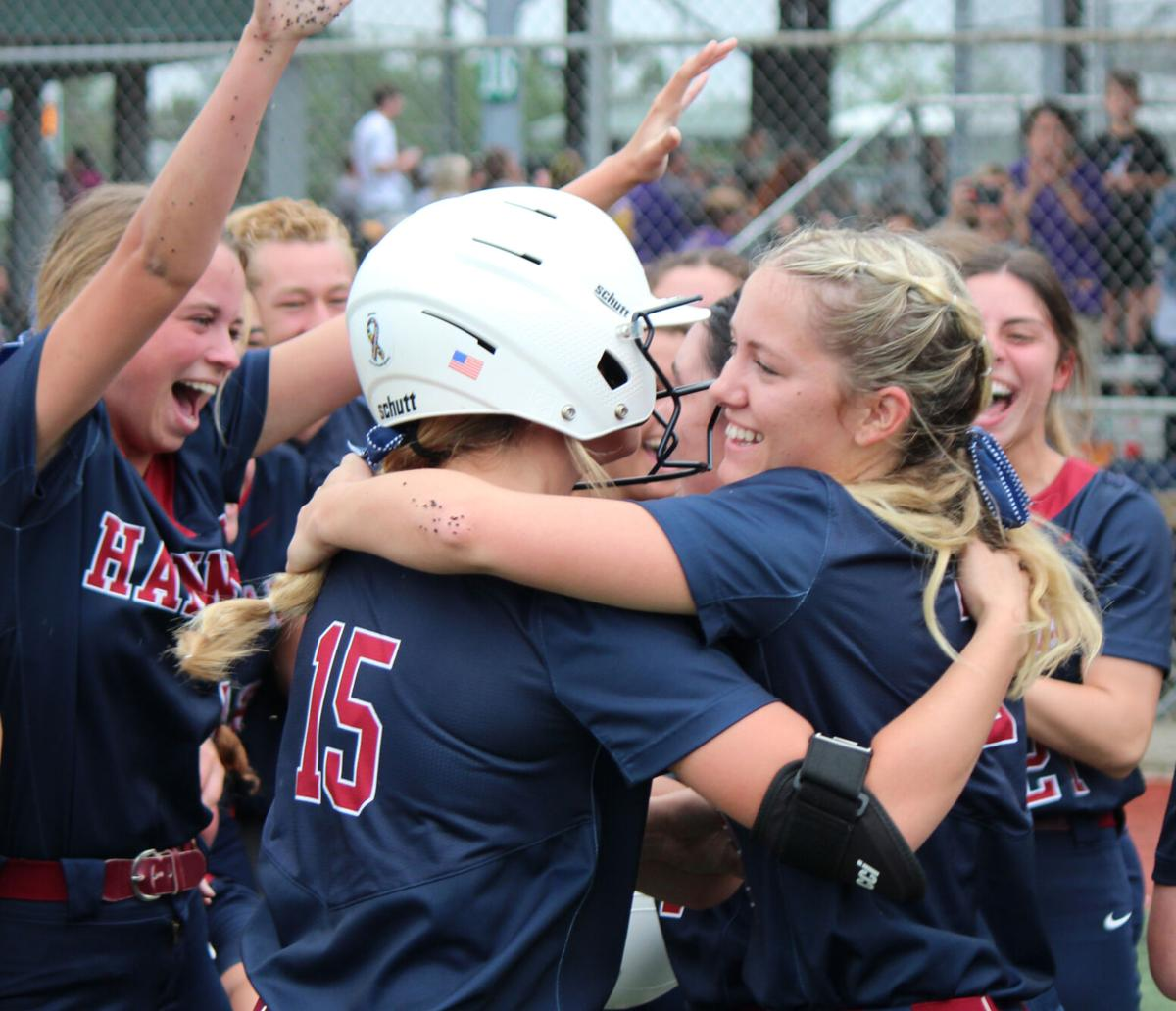 Hannan wins Division II state softball championship