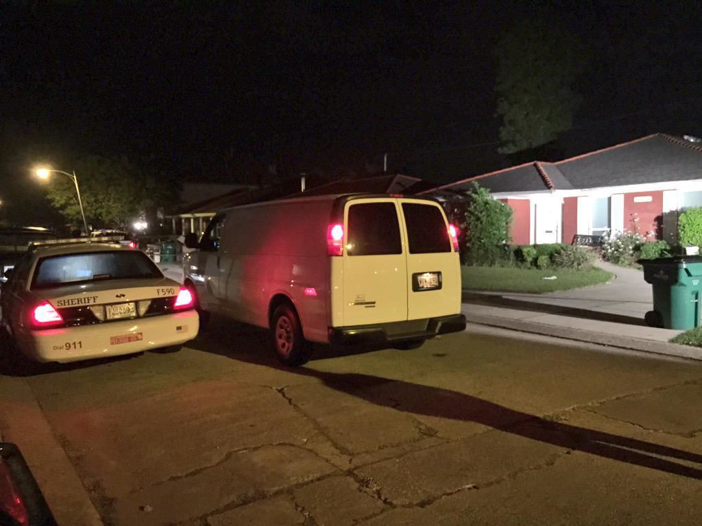 Dexter Allen charged with murder of Metairie father, son