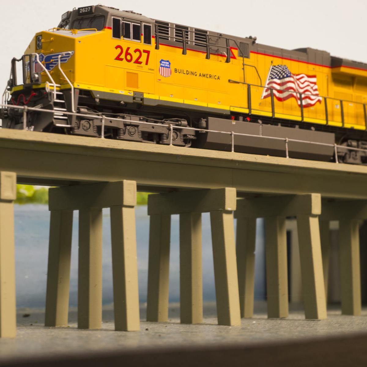 Union Pacific CEO calls steel and aluminum tariffs
