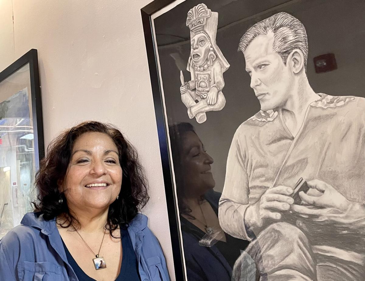 Cynthia Ramirez exhibit 'Space ...' 4.jpeg