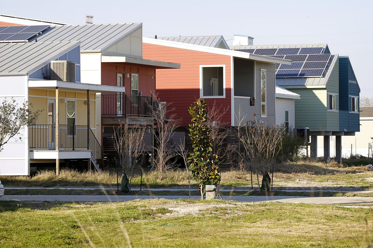 Residents of Brad Pitt's Make It Right development warned of potential gas leaks (copy)
