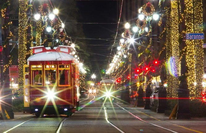 New Orleans Christmas.Christmas Day New Orleans Style 24 Hours Of Food Music