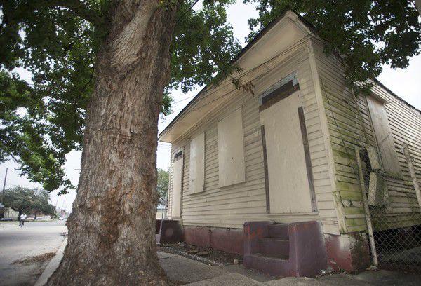 Preserving Buddy Bolden's house remains on the back burner