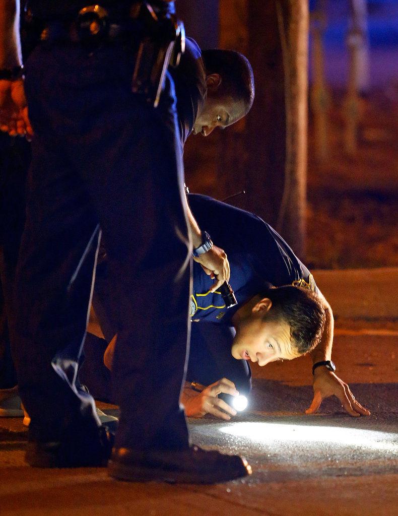 NOPD investigating shooting on Mardi Gras Boulevard in Algiers