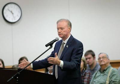 Louisiana's total price tag for Secretary of State Tom Schedler's sexual harassment lawsuit? $183,706