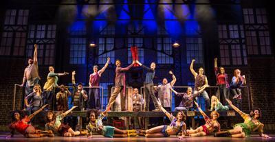 'Kinky Boots' kicks up its musical heels at the Saenger