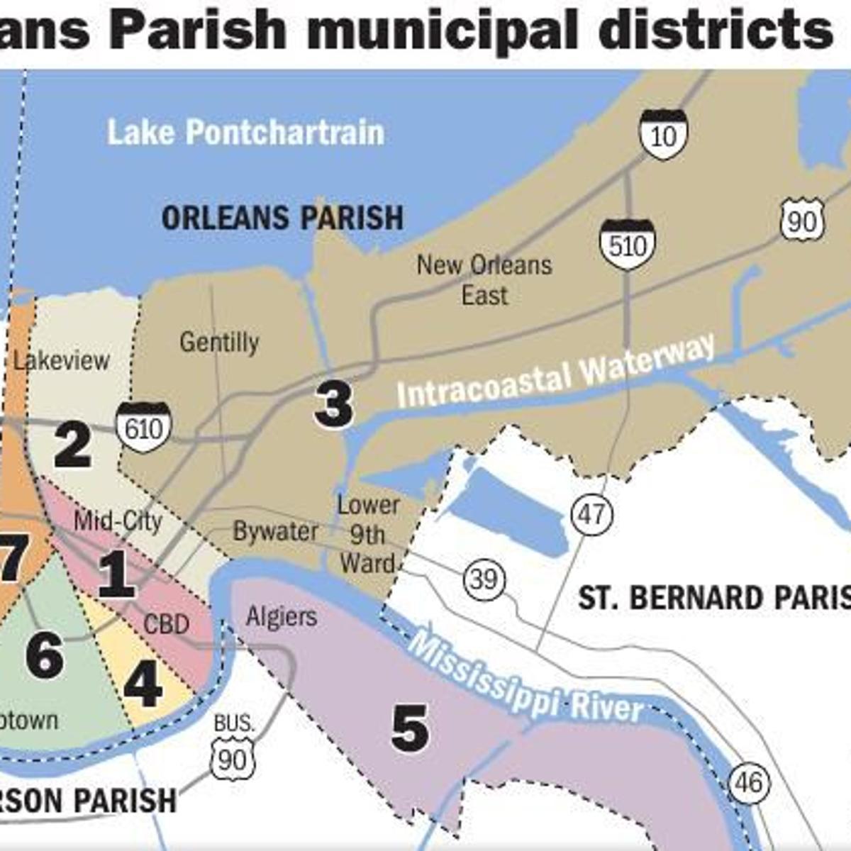 New Orleans Property Transfers Sept 2 6 Business News Nola Com