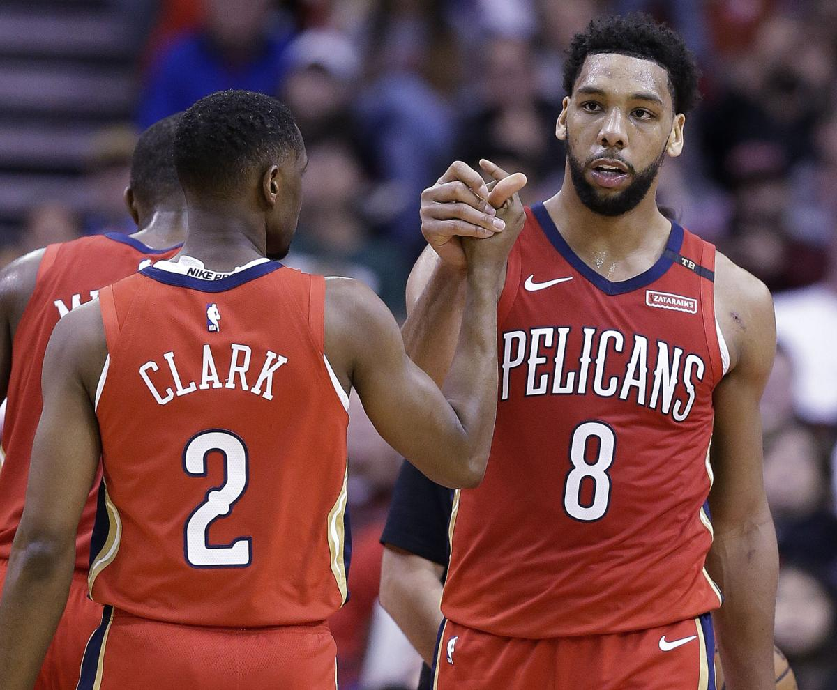 'Collective effort' lifts New Orleans Pelicans to stunning victory