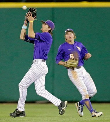 LSU baseball: Mark Laird gives outfield a throwback flavor as well as a lot of speed